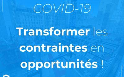 COVID-19 et planification de chantier