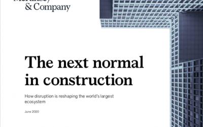 [ARTICLE] Évolutions du BTP : 10 points majeurs à retenir du dernier rapport McKinsey